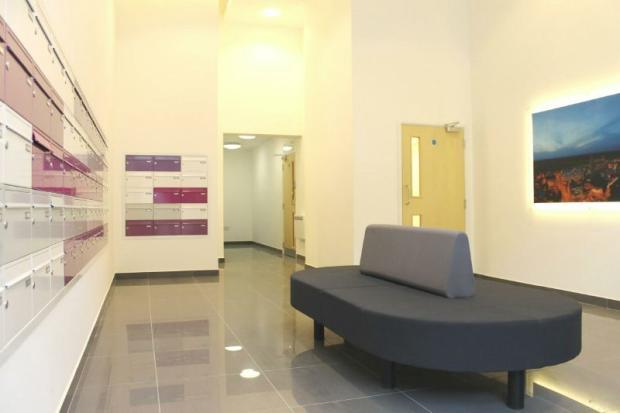 Communal Entrance Lobby