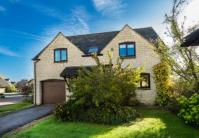 Detached house for sale in Westcote Close, Witney...