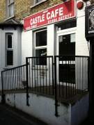 Cafe in Castle Street to rent