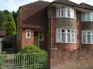 semi detached home in Chairborough Road...