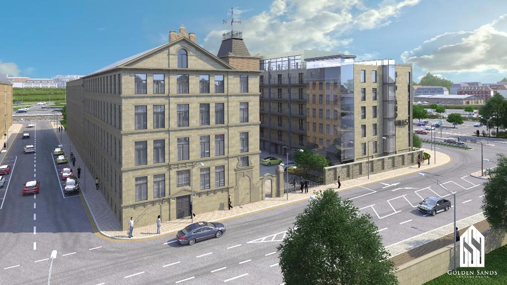 2 bedroom apartment for sale in valley road bradford