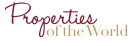 Properties of the World Ltd, London branch logo