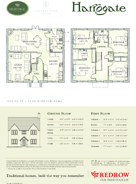 Harrogate Floorplan
