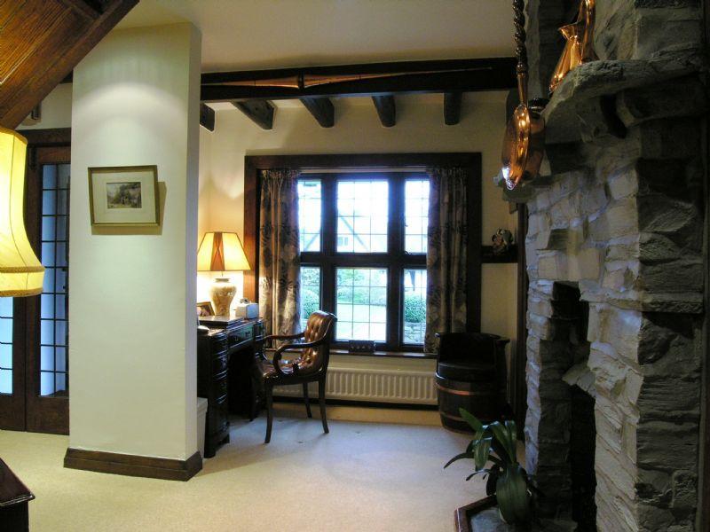 Hallway / Study Area