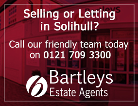 Get brand editions for Bartleys Estate Agents, Solihull