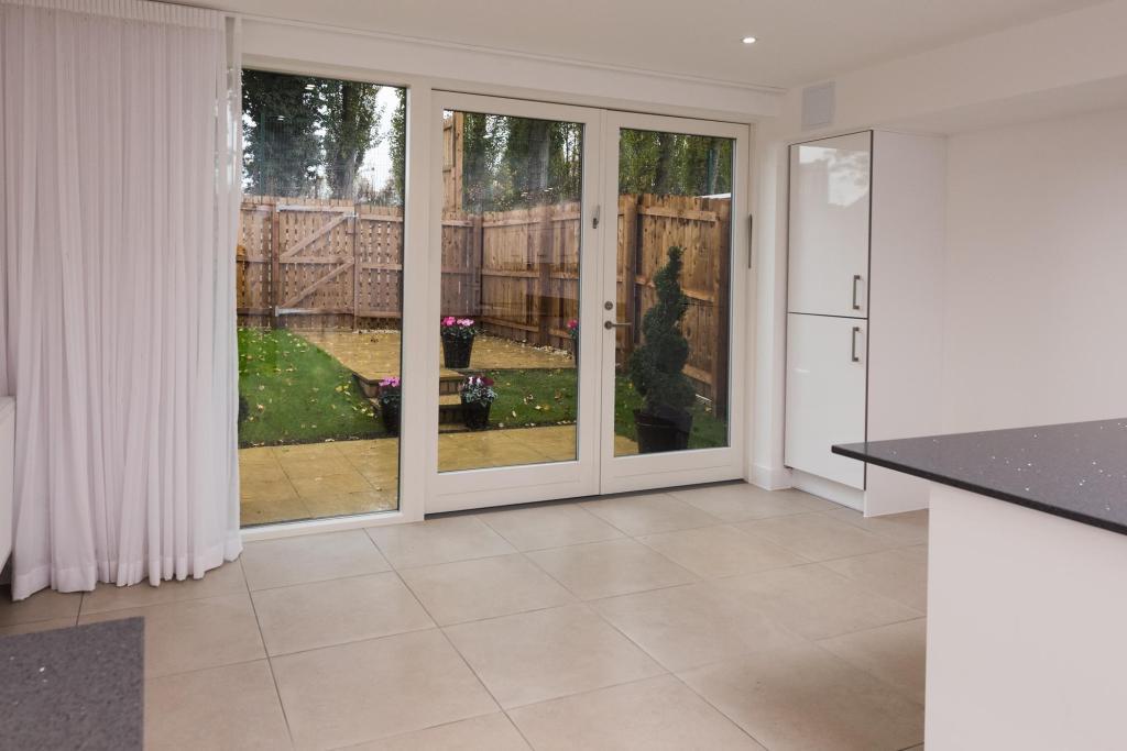 Doors to the garden