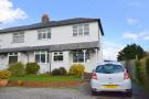 3 bed semi detached property for sale in Heol Hir, Llanishen...