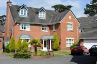 Detached house in Clos Padrig, St. Mellons...