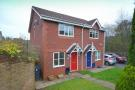 semi detached home in Hollington Drive...