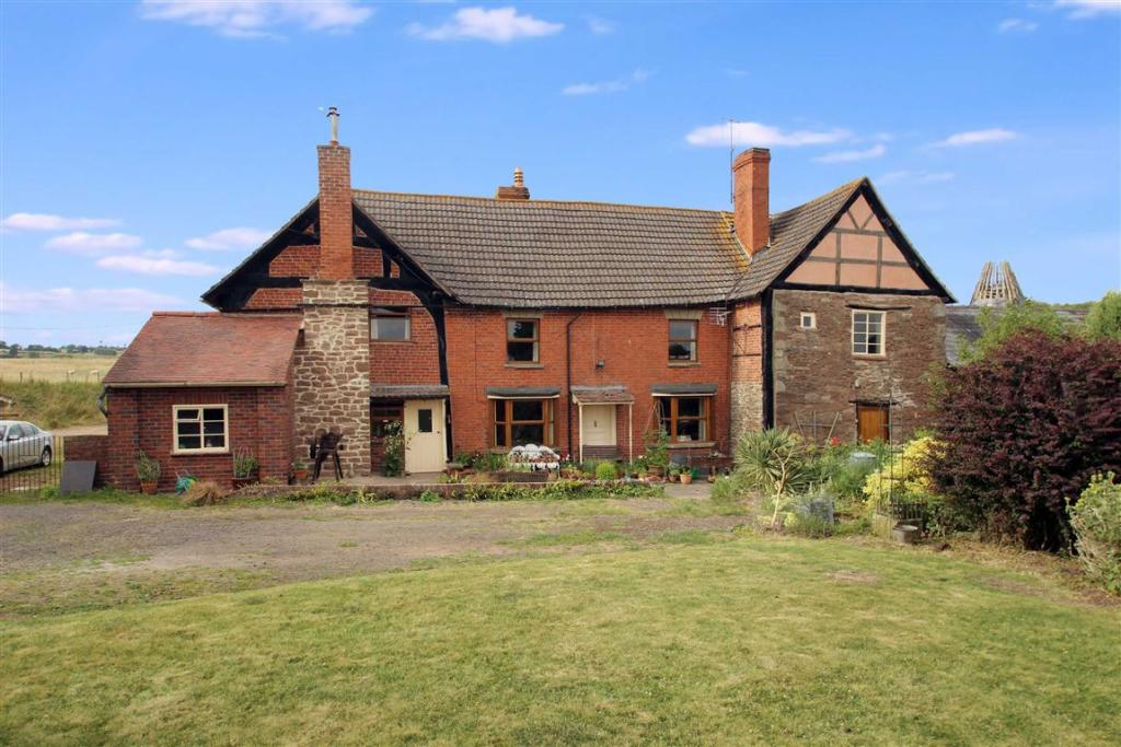 5 Bedroom Farm For Sale In Bishops Frome Worcestershire Wr6