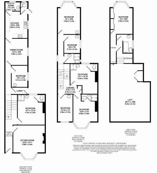 English victorian house plans the image for Uk house floor plans