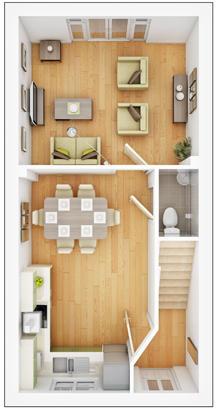 Alton - Ground Floor Plan