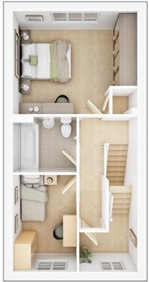 Alton - First Floor Plan