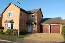 Detached house in Hillfield Road, Oundle...