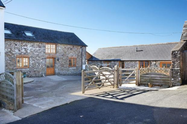 Holiday Barns