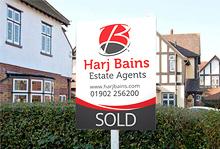 Harj Bains Estate Agents., Wolverhampton