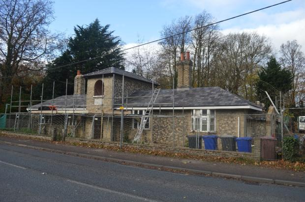 Cottage for sale in forge bungalows the street great for Cottages and bungalows for sale