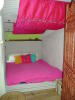 Double bed Nook