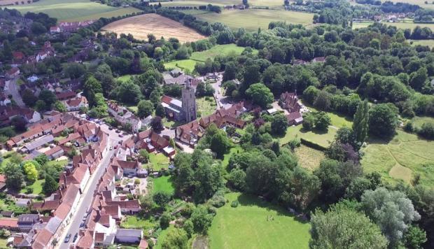 Boxford village