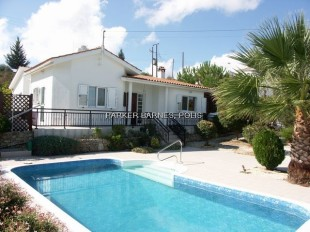 Detached Bungalow for sale in Paphos, Polis
