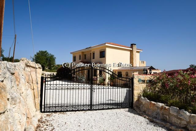 4 bed Detached property for sale in Stroumpi, Paphos