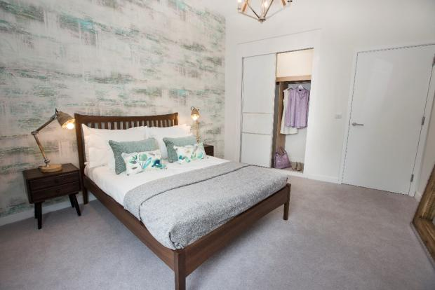 Typical Bedroom 2