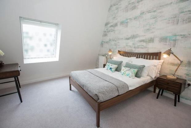 Typical Main Bedroom