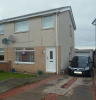 semi detached property to rent in Mcmillan Way, Law, ML8