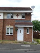 2 bedroom semi detached property in Argyle Drive, Hamilton...