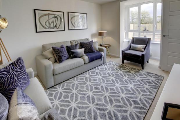 Edzell Living Room