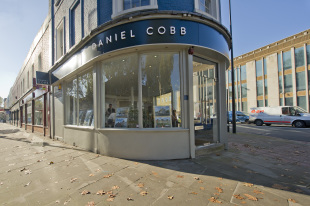 Daniel Cobb, Kenningtonbranch details