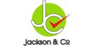 Jackson & Co ltd, Colchester logo