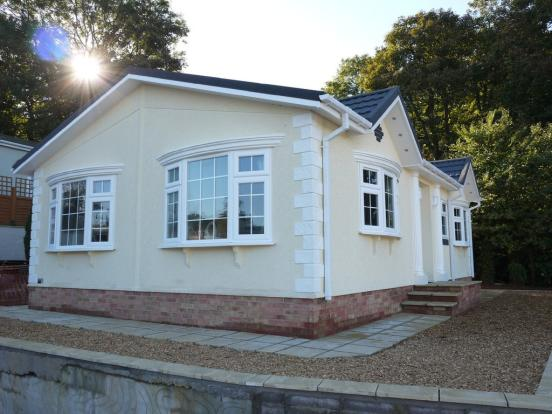 bedroom mobile home for sale in uphill park homes uphill bs23