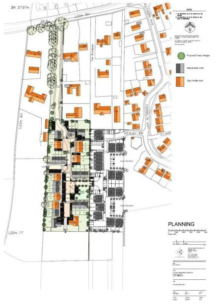 Proposed Block Plan