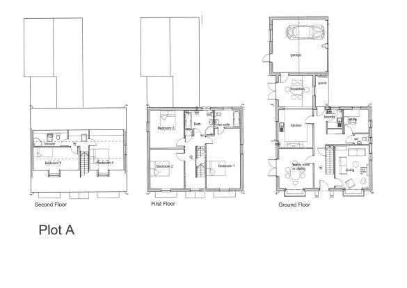 Floor Plan Plot A