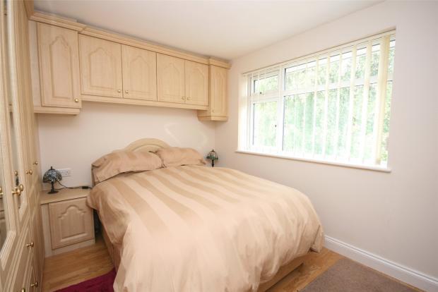 Flat Bedroom