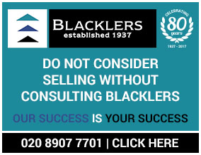 Get brand editions for Blacklers, Harrow