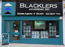 Blacklers, Harrow