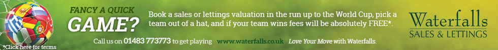 Get brand editions for Waterfalls Sales & Lettings, Woking