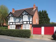 Detached home for sale in Woking, Surrey