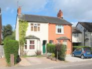 semi detached property in Woking, Surrey