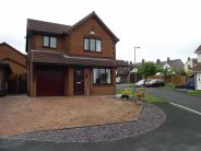 3 bedroom Detached home for sale in Rhuddlan Road, Buckley