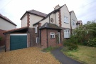 3 bed semi detached house to rent in Ruabon Road, Didsbury