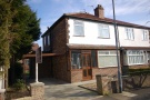 semi detached property for sale in Adria Road, Didsbury...