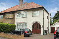 3 bedroom semi detached property in Elgar Avenue, Surbiton