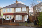 semi detached home in Fullers Way North...