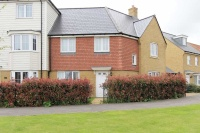 Link Detached House to rent in Crossways, Sittingbourne...