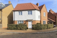 Detached house in Marigold Drive...