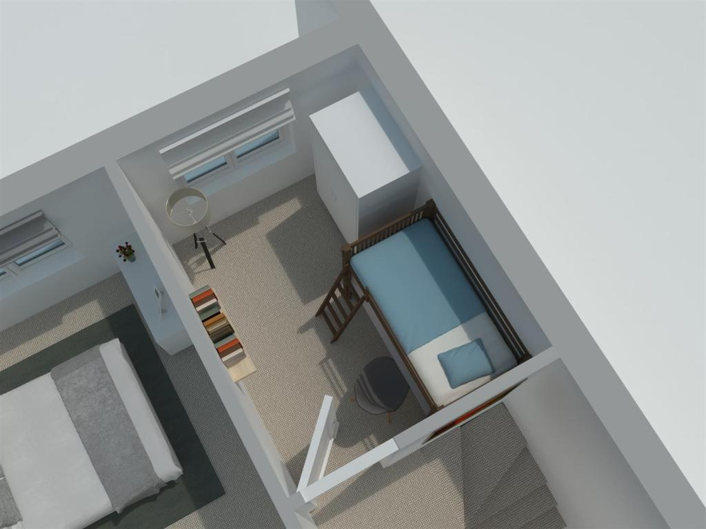 Bedroom 3 Close Up -