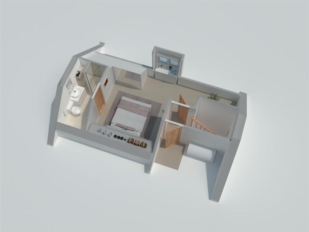 Second Floor (Master